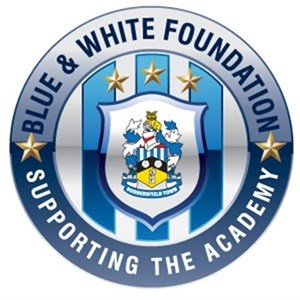 Blue and White Foundation