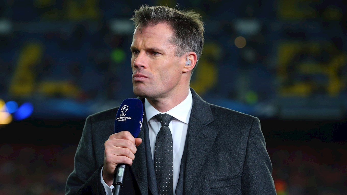 JAMIE CARRAGHER CONFIRMED AS 'AN EVENING WITH' GUEST ...