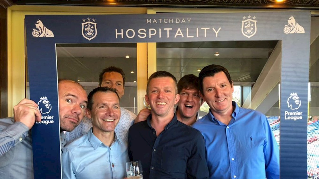 WATCH TOWN FROM YOUR VERY OWN CORPORATE BOX! - News