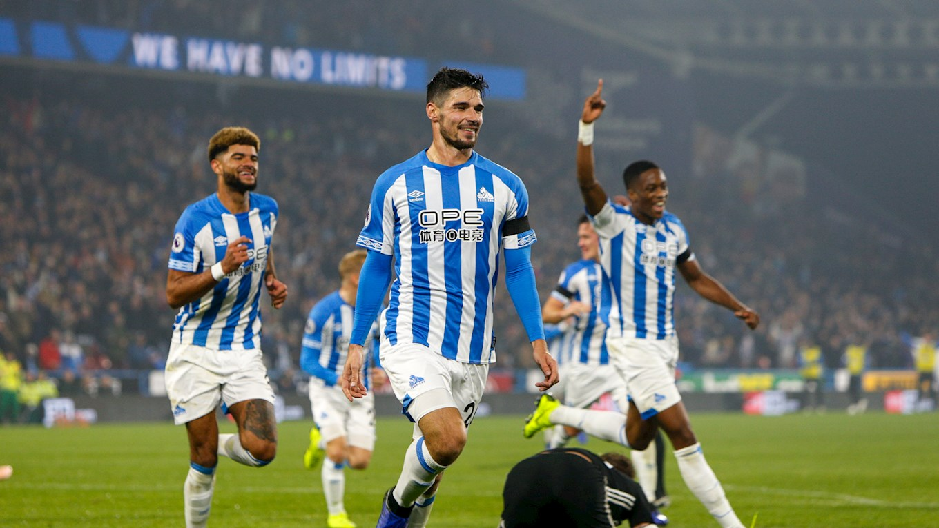 REPORT: TOWN 1-0 FULHAM - News - Huddersfield Town