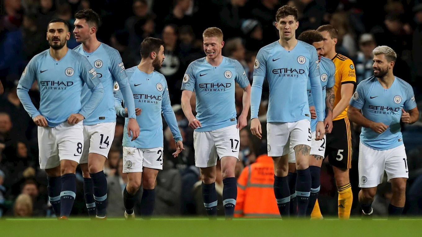 Man City: MATCH PREVIEW: MANCHESTER CITY (H)