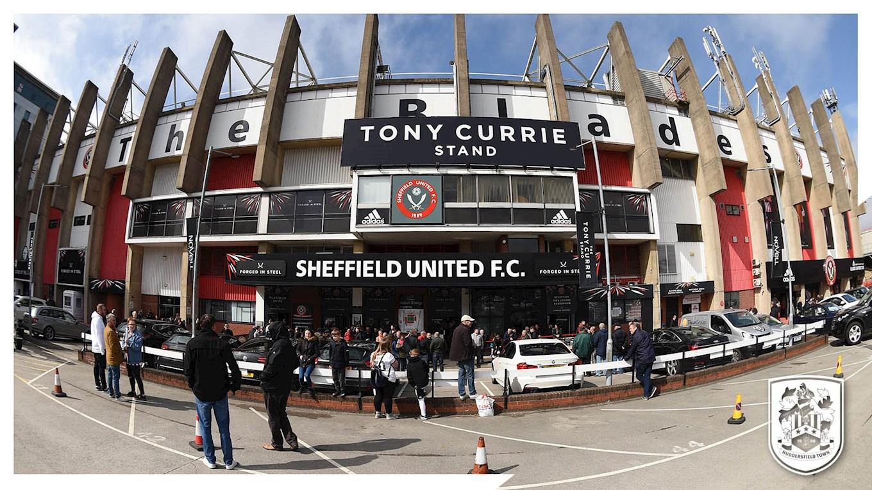 TICKET INFO: SHEFFIELD UNITED (A) - News - Huddersfield Town