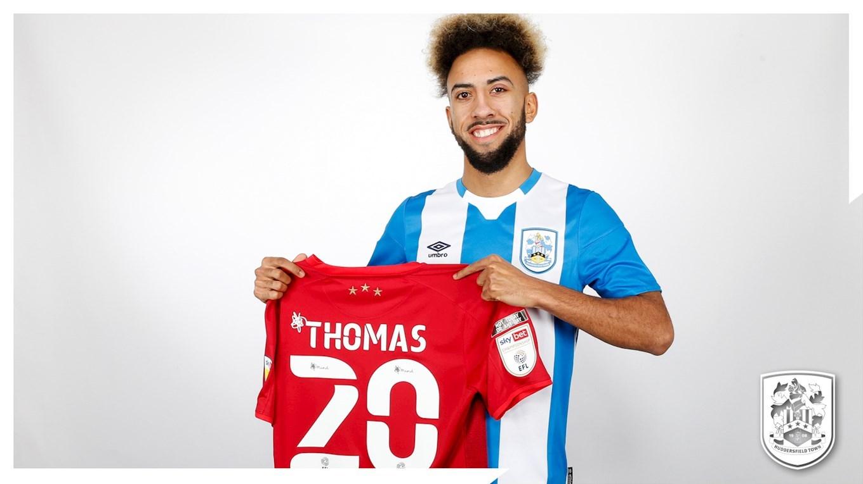 Sorba Thomas His Career So Far News Huddersfield Town