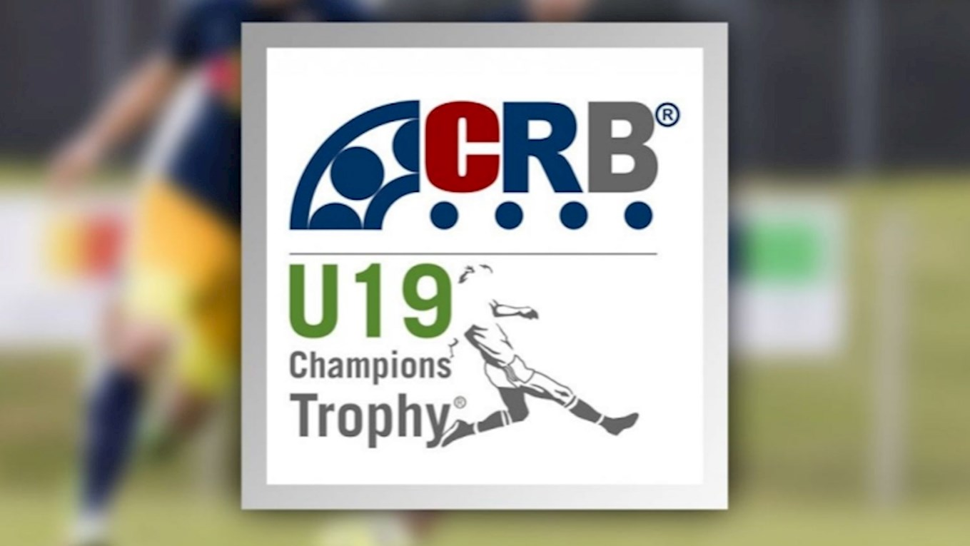 BROMBY PREVIEWS THIS WEEKENDS U19 CHAMPIONS TROPHY