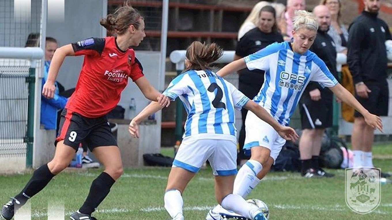 HUDDERSFIELD TOWN'S WOMEN WELCOME SHEFFIELD FC ON SUNDAY